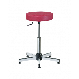 Tabouret médical assise ronde Gamme 40