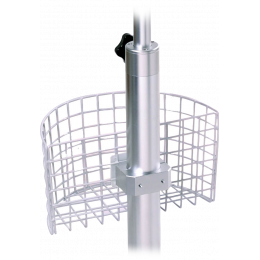 Panier inférieur supplémentaire pour chariot moniteur multiparamètres Edan M3A