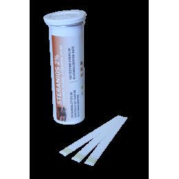 Bandelettes de contrôle pour Steranios 2% (boite de 100)