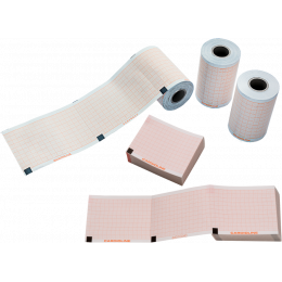Papier ECG CARDIOLINE original fabricant pour ar600 (x10)