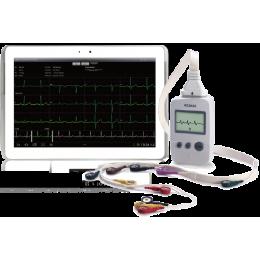 Electrocardiographe ECG Edan PADECG Numérique sans fil avec interprétation et tablette tactile Android