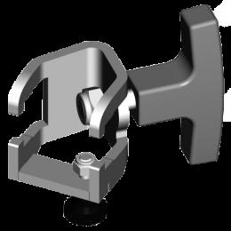 Etau coulissant pour accessoires pour divans Promotal
