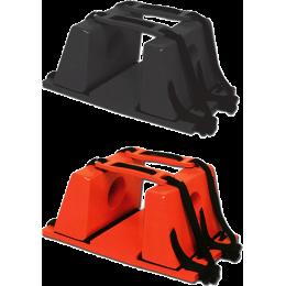 Immobilisateur de tête - Mousse haute densité et revêtement hydrofuge