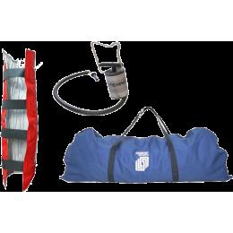 Kit complet de 4 attelles à dépression PVC DMT