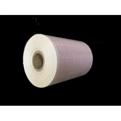 Papier compatible pour ECG Colson Cardi-pocket - 1ère version (x10)