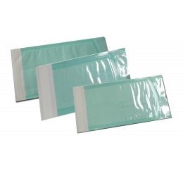 Sachets auto-adhésifs pour autoclave (boîte de 1200 ou 1800)