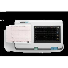 Electrocardiographe ECG Edan SE-301 (3 pistes) avec interprétation