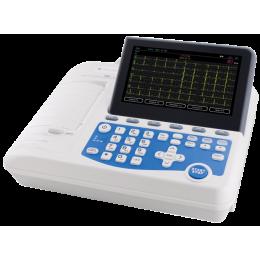 Electrocardiographe ECG Spengler Cardiomate 3 (3 pistes) avec interprétation