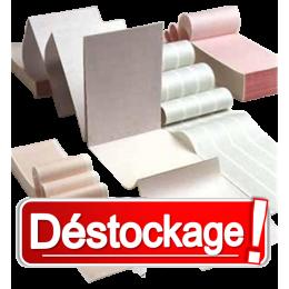 *Papier compatible pour ECG Colson/Cardioline ar2100/Start200/Daedalus (x5 liasses)