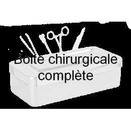 Boîte chirurgie plastique maxillo-faciale