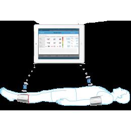 Application de gestion professionnelle Cardiolab sans fil iHealth (pour iPad uniquement)