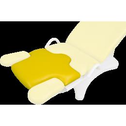 Coussin obturateur avec support pour fauteuil de gynécologie Promotal Elansa