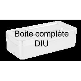 Boîte insertion et enlèvement DIU