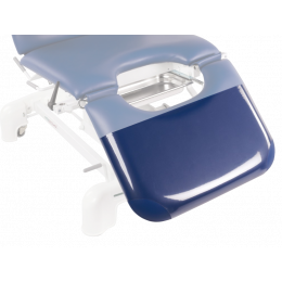 Protection transparente pour fauteuils de gynécologie Ecopostural C3565 et C3765