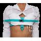 Ceinture d'électrodes ECG Levmed universelle à sangles (AllBrand)