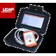 Electrocardiographe ECG Cardioline Touchecg HD+ Bluetooth pour Android avec tablette (12 pistes)