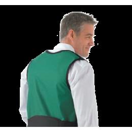 Option plombage dos pour tablier chasuble, veste ou jupe Xenolite Strata