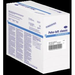 Gants de chirurgie PEHA-TAFT Latex stériles non poudrés (boite de 50)