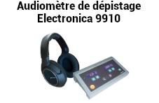 Audiomètre de dépistage Electronica 9910